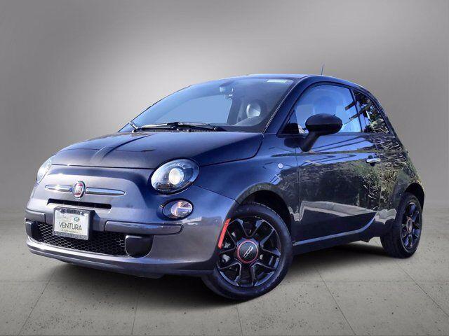 2016 FIAT 500 Pop Ventura CA