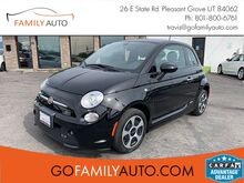 2016_FIAT_500E_Battery Electric Hatchback_ Pleasant Grove UT