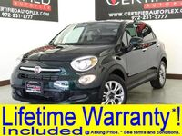 FIAT 500X EASY 2.4L REARVIEW CAMERA BLUETOOTH REMOTE START KEYLESS ENTRY 2016