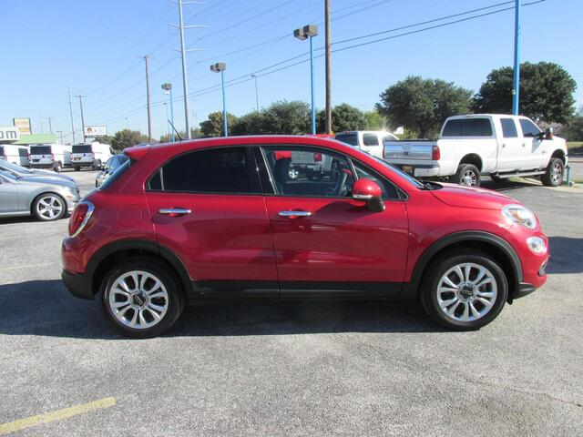 2016 FIAT 500X Easy Dallas TX