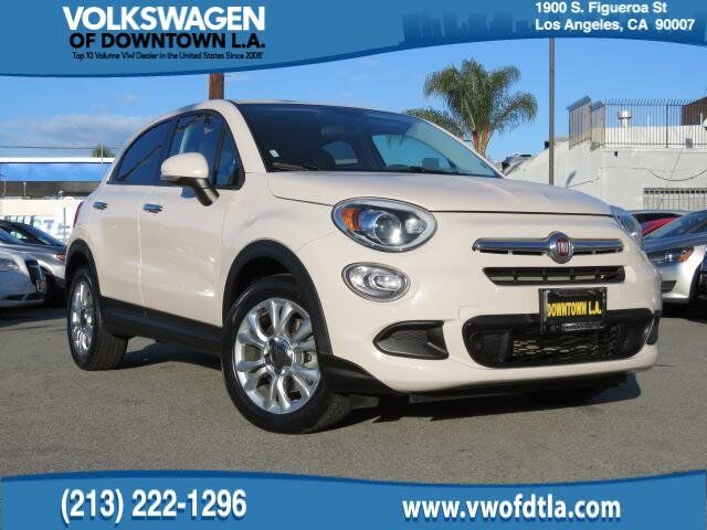 2016 FIAT 500X Easy Los Angeles CA