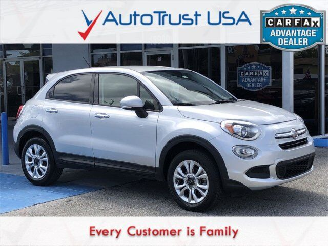 2016 FIAT 500X Easy Miami FL