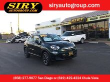 2016_FIAT_500X_Easy_ San Diego CA