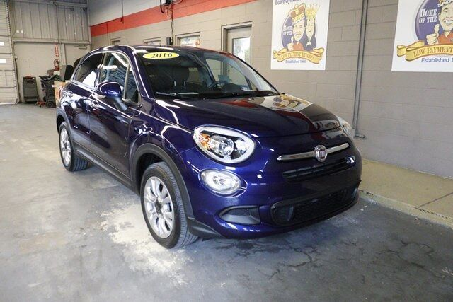 2016 FIAT 500X Easy Winter Haven FL