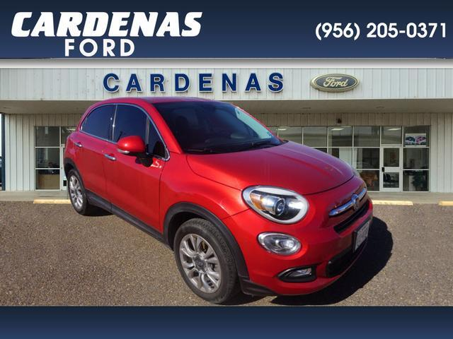 2016 FIAT 500X Lounge Harlingen TX