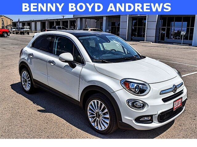 2016 FIAT 500X Lounge Andrews TX