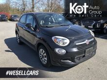2016_FIAT_500X_POP! LEATHER! MANUAL! 1 OWNER! LOW KMS! FUN TO DRIVE!_ Kelowna BC