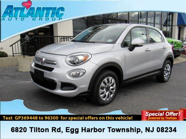 2016 FIAT 500X Pop Egg Harbor Township NJ