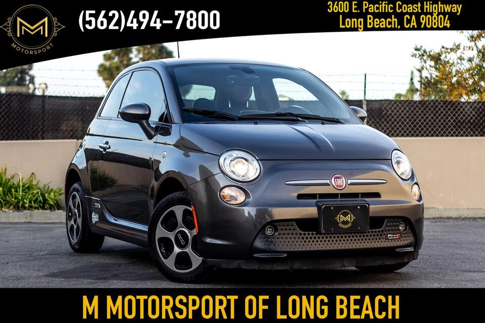 2016_FIAT_500e_Hatchback 2D_ Long Beach CA