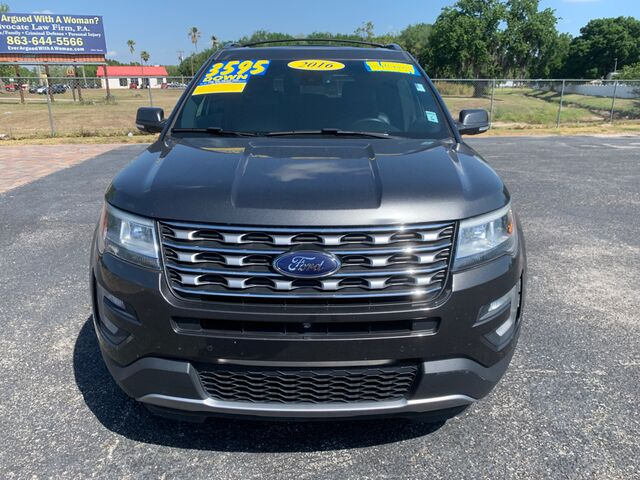 2016 FORD EXPLORER  Ocala FL