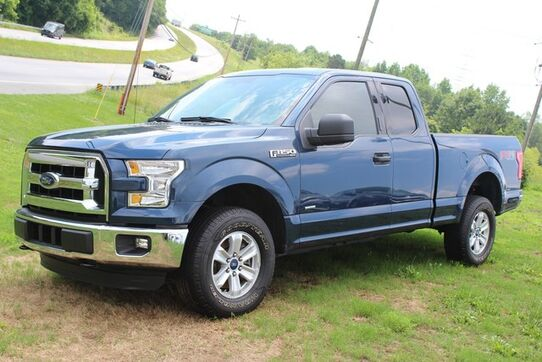 2016_FORD_F-150_4WD SUPERCAB 145_ Greenville SC
