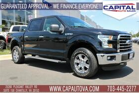 2016_FORD_F-150_XLT_ Chantilly VA