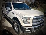 2016 FORD F150 CREW CAB 4X4 KING RANCH