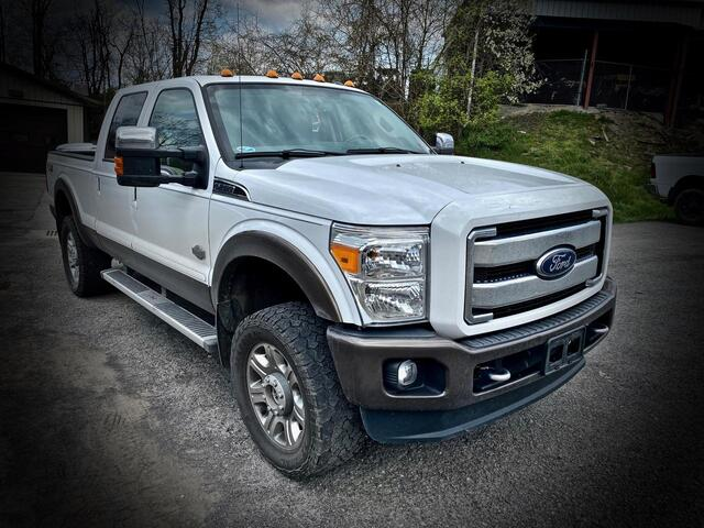2016_FORD_F250 CREW CAB 4X4_KING RANCH_ Bridgeport WV