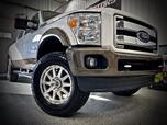 2016 FORD F250 CREW CAB 4X4 KING RANCH