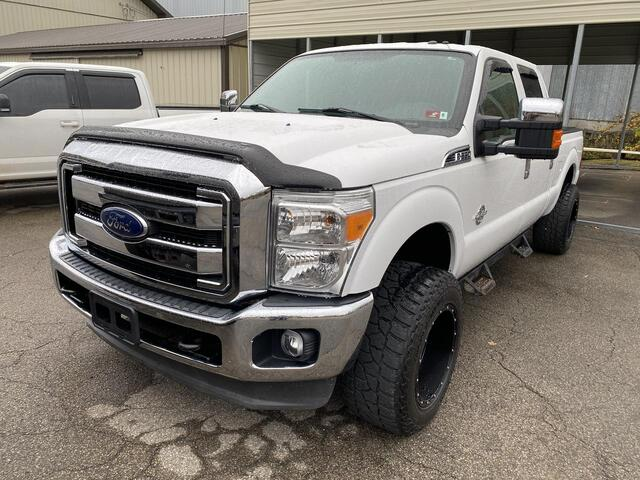 2016 FORD F250 CREW CAB 4X4 XLT Bridgeport WV
