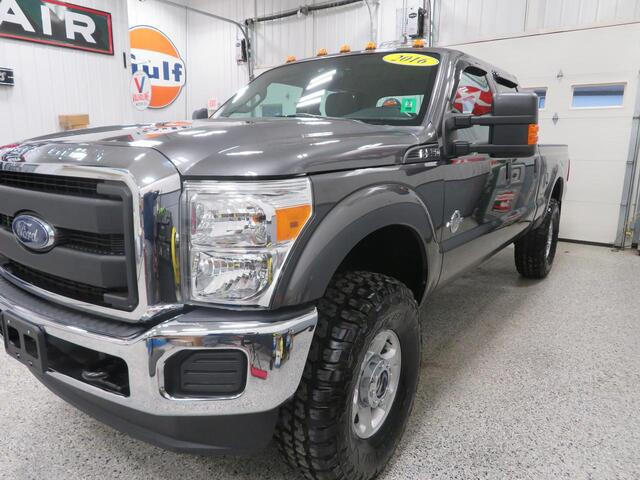 2016 FORD F250 SUPERDUTY CREW CAB XL 4X4  Bridgeport WV