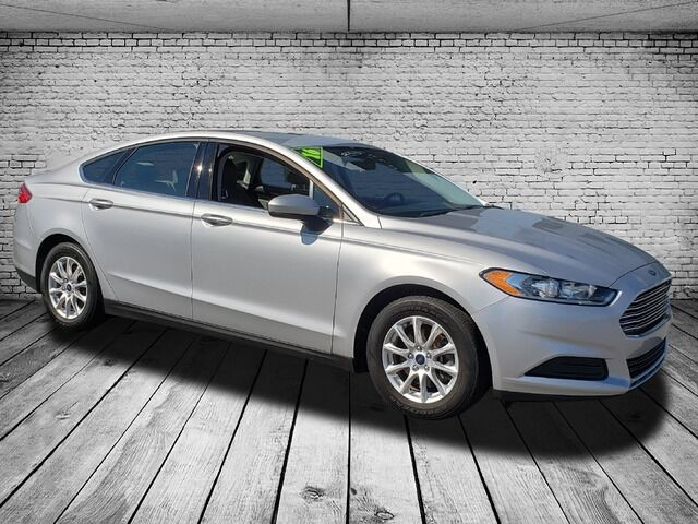 2016 FORD FUSION S Savannah GA