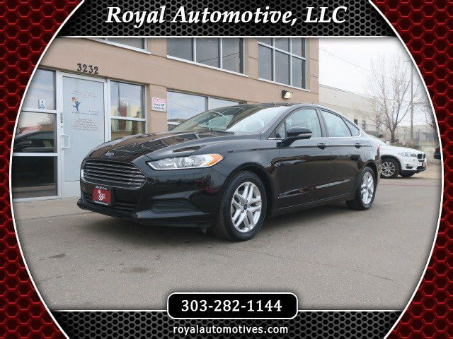 2016 FORD FUSION SE Englewood CO