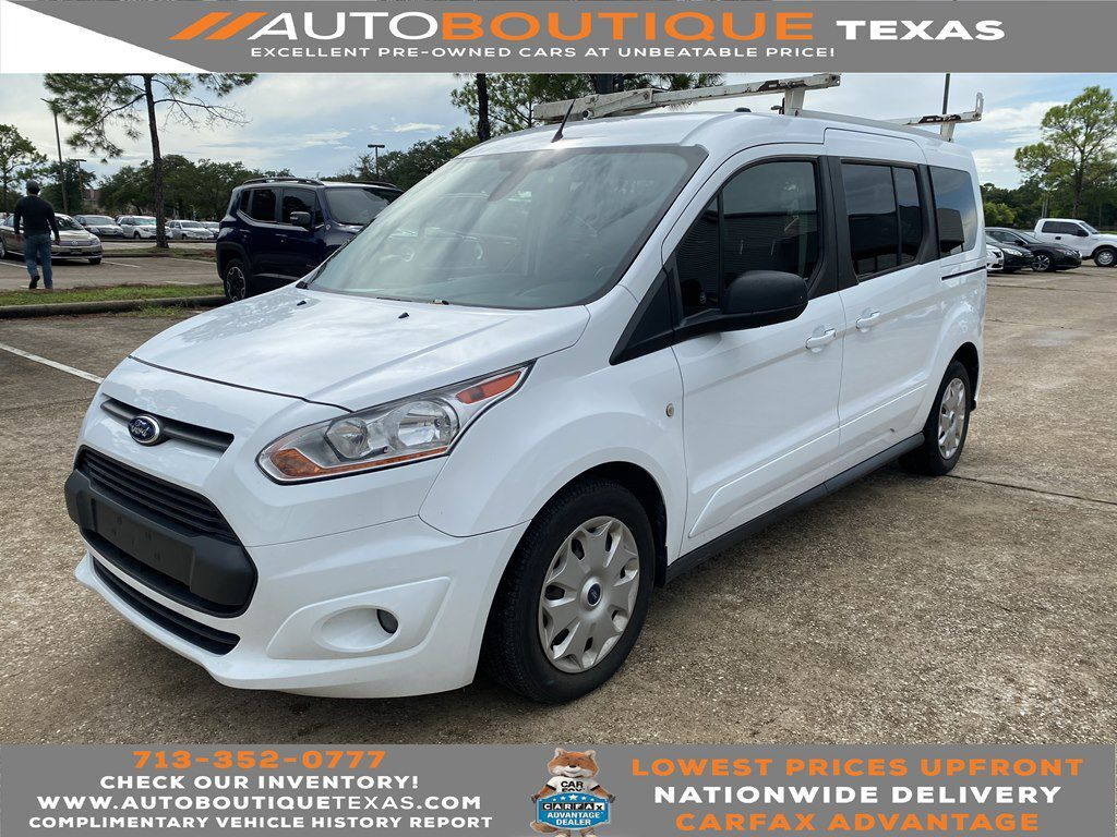 2016 FORD TRANSIT CONNECT XLT Houston TX