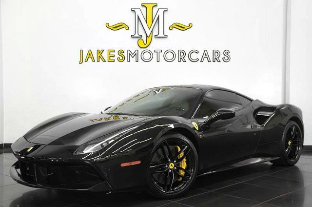 2016 Ferrari 488 GTB *WELL OPTIONED CAR* San Diego CA