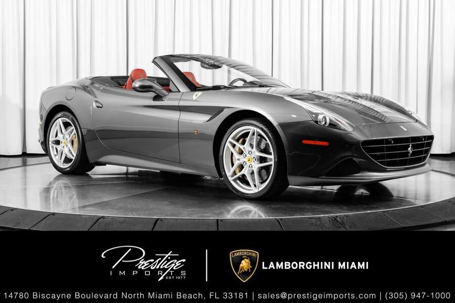 2016_Ferrari_California__ North Miami FL