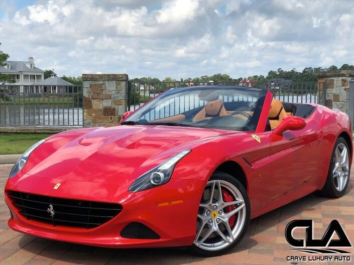 2016 Ferrari California T  The Woodlands TX