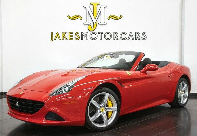 2016 Ferrari California T ($233,608 MSRP) *1-OWNER LOCAL CAR* San Diego CA
