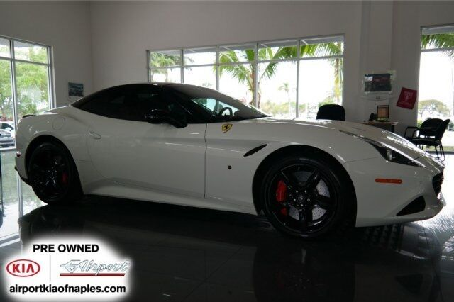 2016 Ferrari California T Naples FL