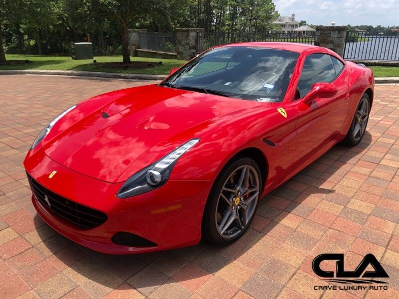 2016 Ferrari California T The Woodlands TX