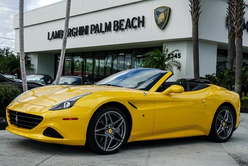2016_Ferrari_California__ Palm Beach FL