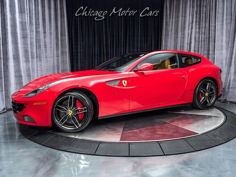 2016_Ferrari_FF_AWD Carbon Fiber! LOADED!_ Chicago IL