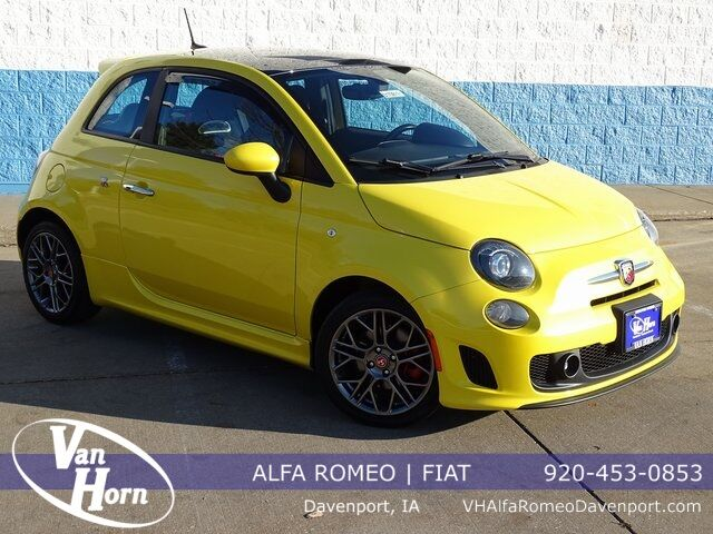 2016 Fiat 500 Abarth Plymouth WI