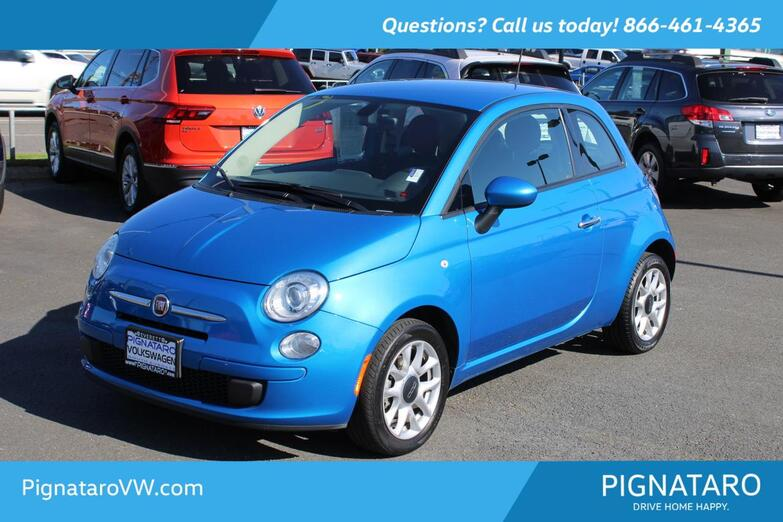 2016 Fiat 500 Easy Everett WA