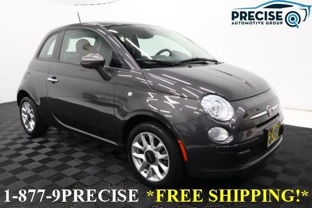 2016 Fiat 500 Easy Hatchback Chantilly VA