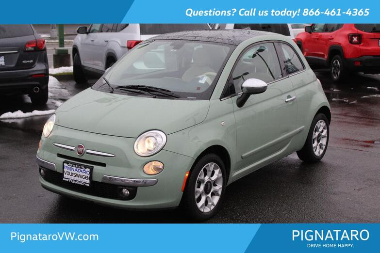 2016 Fiat 500 Lounge Everett WA