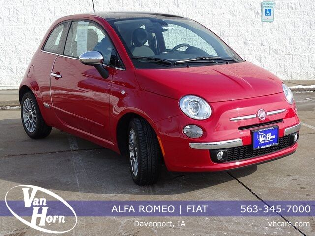 2016 Fiat 500 Lounge Plymouth WI