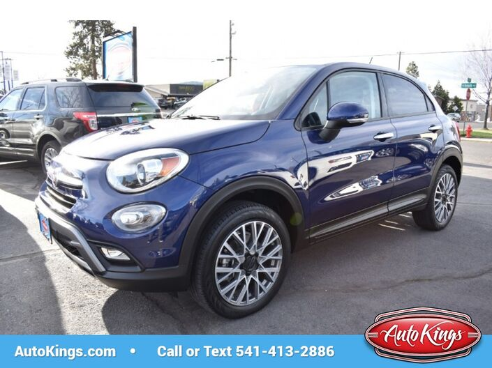 2016 Fiat 500X AWD Trekking Bend OR