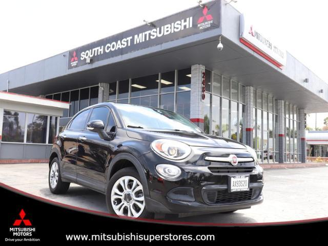 2016 Fiat 500X Easy Costa Mesa CA