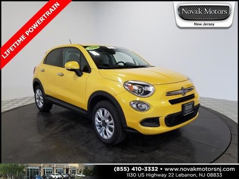 2016_Fiat_500X_Easy_ Lebanon NJ