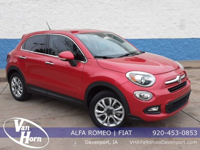 2016 Fiat 500X Lounge Plymouth WI