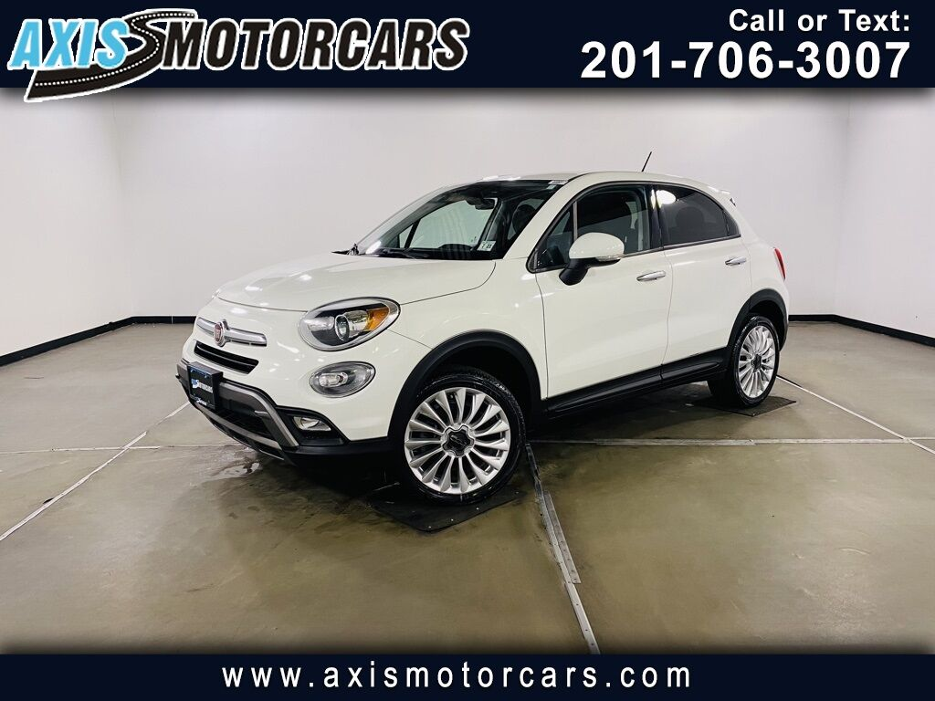 2016 Fiat 500X Trekking Jersey City NJ