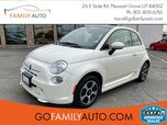 2016 Fiat 500e Battery Electric Hatchback