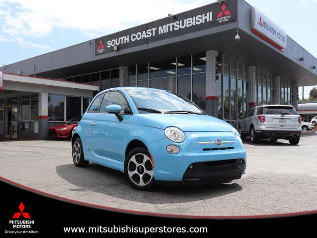 Used Fiat 500e Costa Mesa Ca