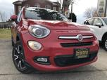 2016 Fiat 500x Easy AWD-HeatdSts-ManuWarr-Alloys-UniqueInterior-Bluetooth