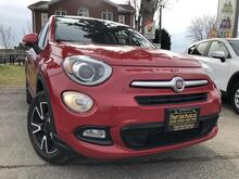 2016_Fiat_500x_Easy AWD-HeatdSts-ManuWarr-Alloys-UniqueInterior-Bluetooth_ London ON