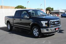 2016 Ford 4X4 F-150 XLT SuperCrew