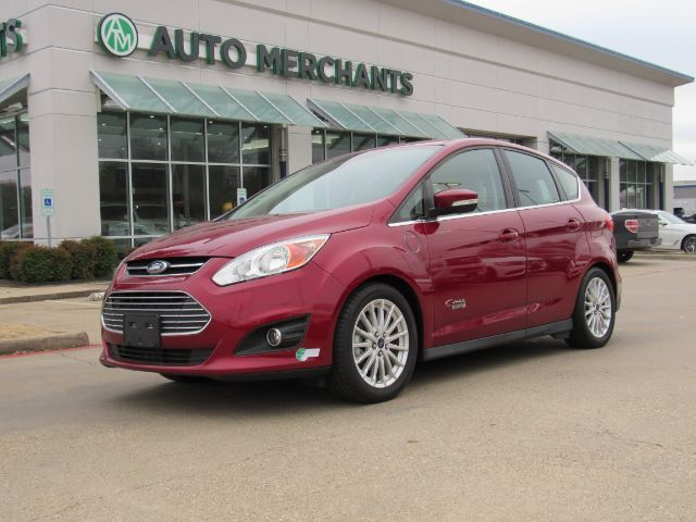 2016 Ford C Max Energi Sel 2 0l 4cyl Hybrid Automatic Leather Navigation