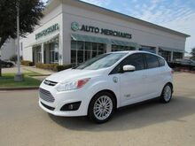 2016_Ford_C-Max Energi_SEL LEATHER, HTD FRONT STS, NAVIGATION, BACKUP CAM, BLUETOOTH, UNDER FACTORY WARRANTY_ Plano TX