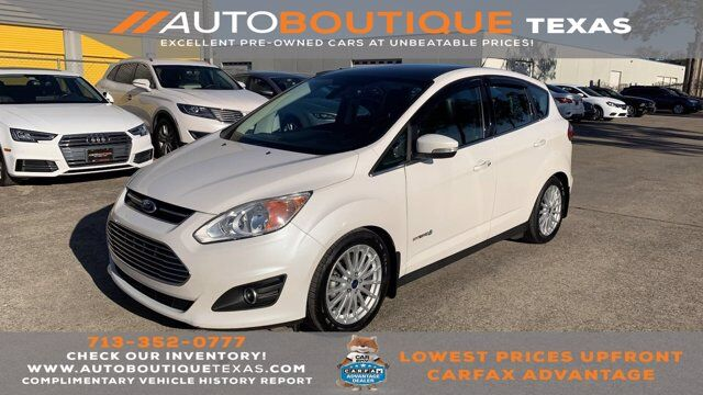 2016 Ford C-Max Hybrid SEL Houston TX